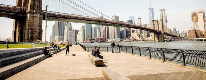 Trova alloggi a New York su Airbnb