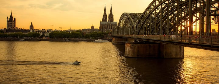 Find Places to Stay in Cologne on Airbnb