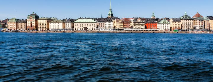 Find homes for Caravan Stockholm on Airbnb