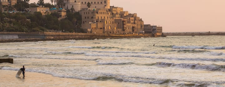 Find Apartments in Tel Aviv-Yafo on Airbnb
