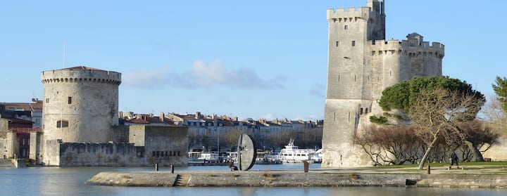 Find homes for Grand Pavois La Rochelle on Airbnb