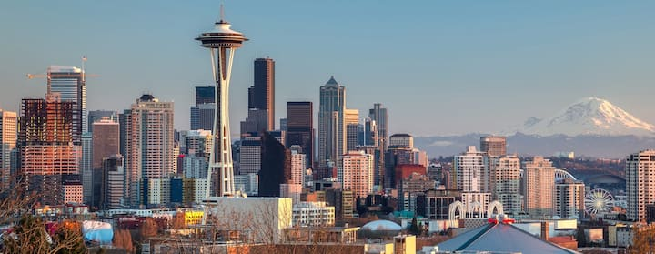 Vind op Airbnb een accommodatie in Seattle