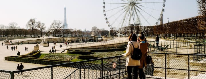 Find homes for Premiere Classe / Jardin des Tuileries on Airbnb