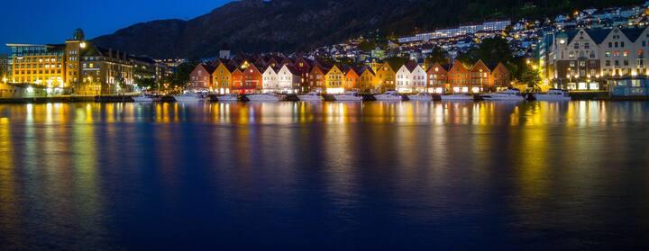 Trova Luoghi in cui alloggiare a Bergen su Airbnb