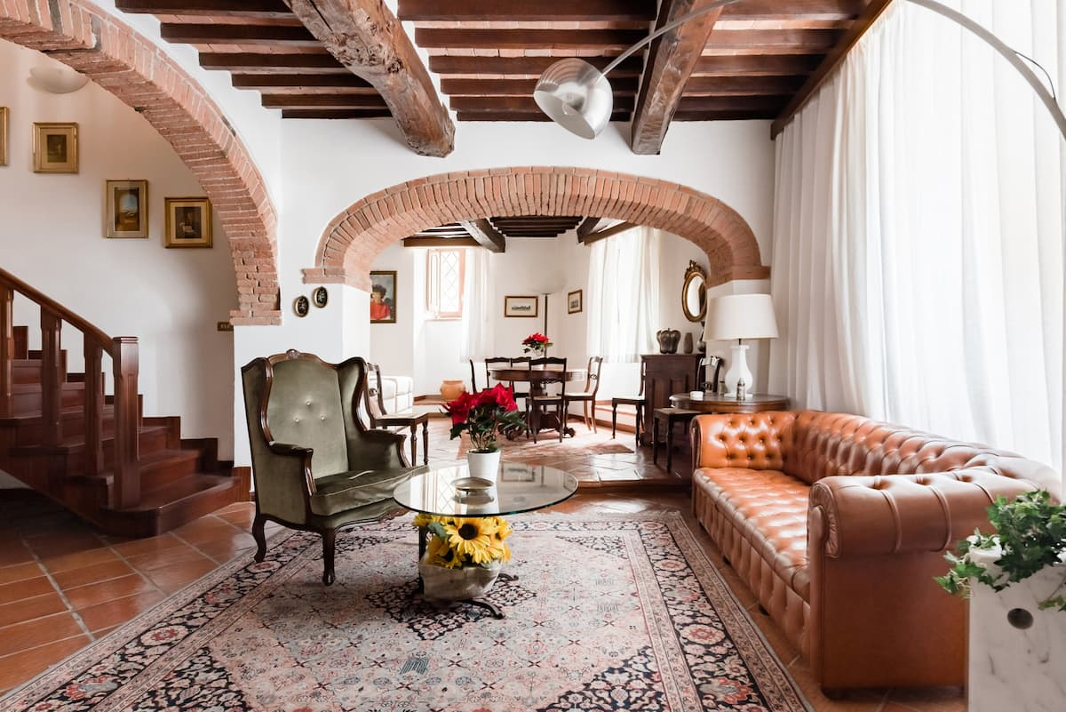 Val D'Orcia Tuscany in Montepulciano, Amazing House with Sauna and Jacuzzi