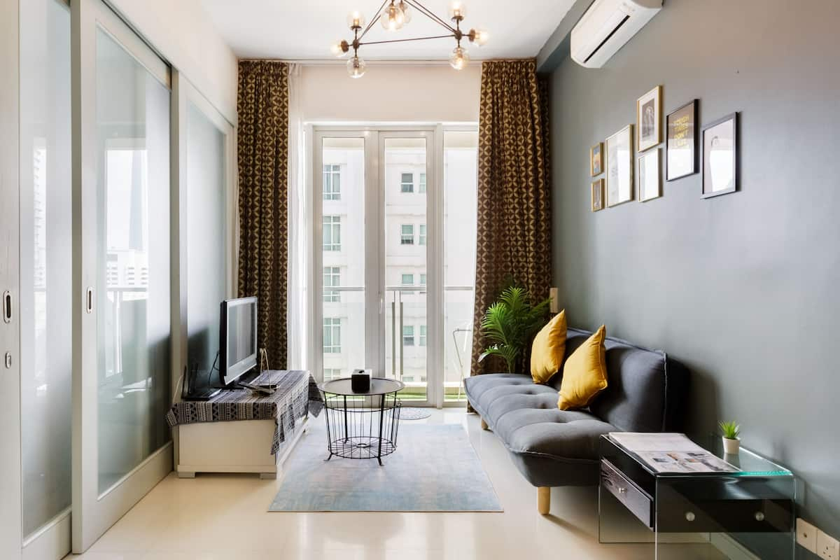 1 Bedroom 2-4pax walk distance to KLCC  at Marc