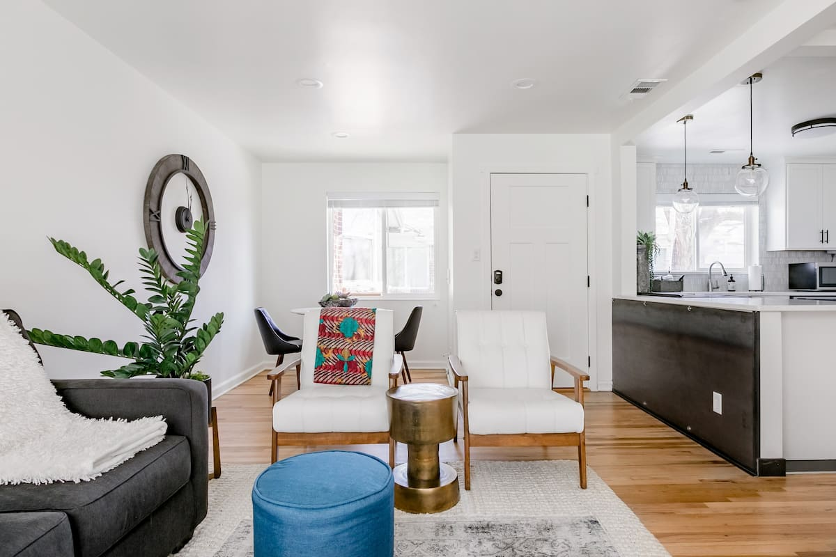 Explore Salt Lake City from a Central Apartment