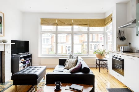 Welcoming and Stylish Two-storey Victorian Suite