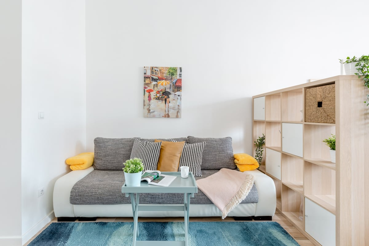 Explore Budapest from a Stylish Downtown Studio