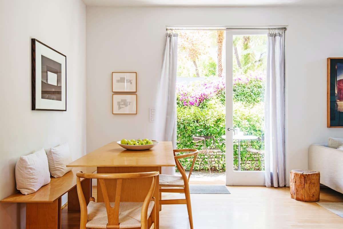 Live the Beach Life in a Modern Bohemian Home