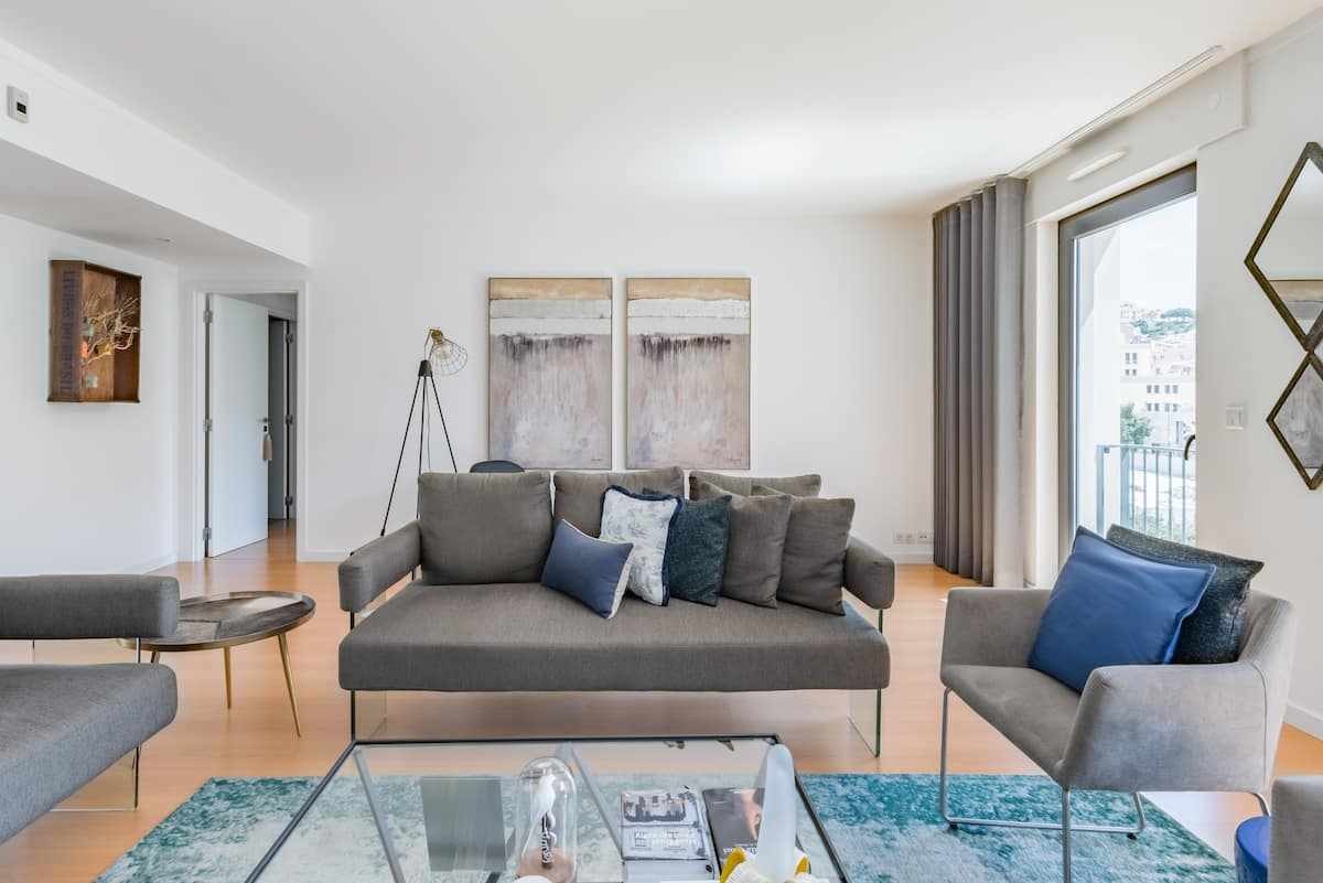 Upscale Apartment in the Historic City Center