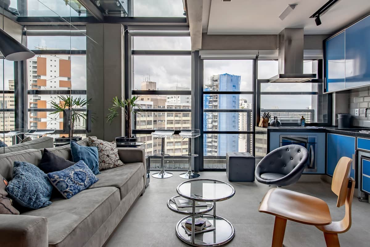 Stylish and Comfortable Loft Duplex