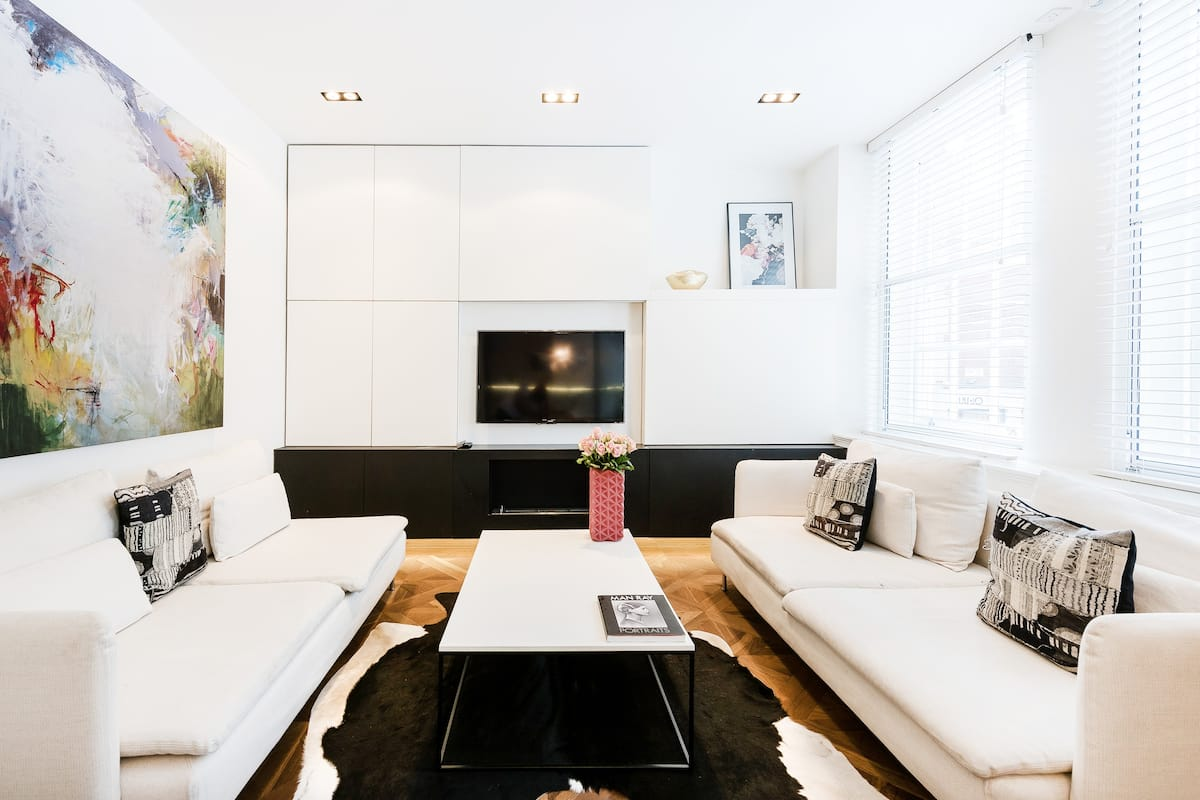 Luxurious Boutique Flat on Marylebone High Street