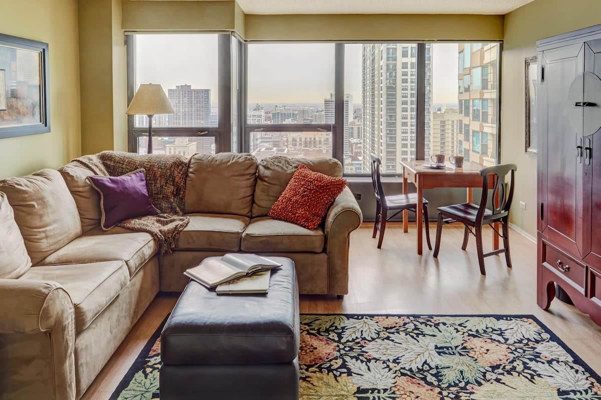Luxury Condo with Incredible Views of Chicago
