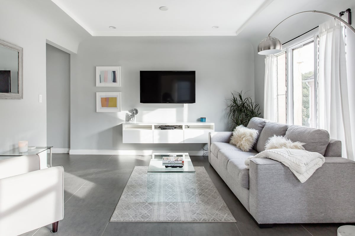 Stunning Modern Apartment - Top Comfort, Perfectly Located
