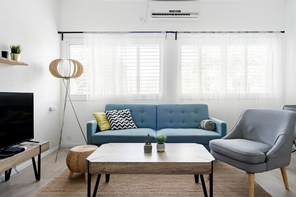 Chic and Central Tel Aviv Apartment