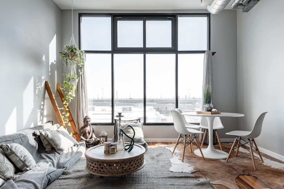 Light-Filled, Loft-Style Living in the Ballpark District
