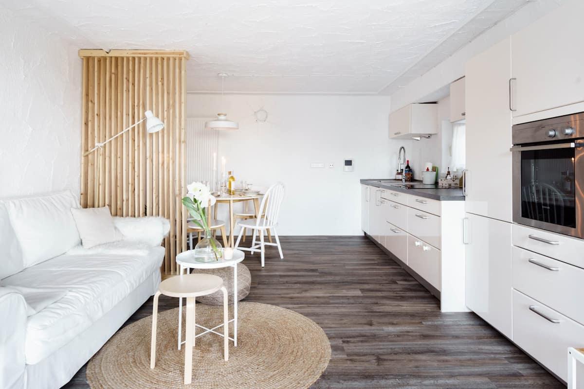 Skandi Wohnung auf dem Klotzberg/tolle Aussicht