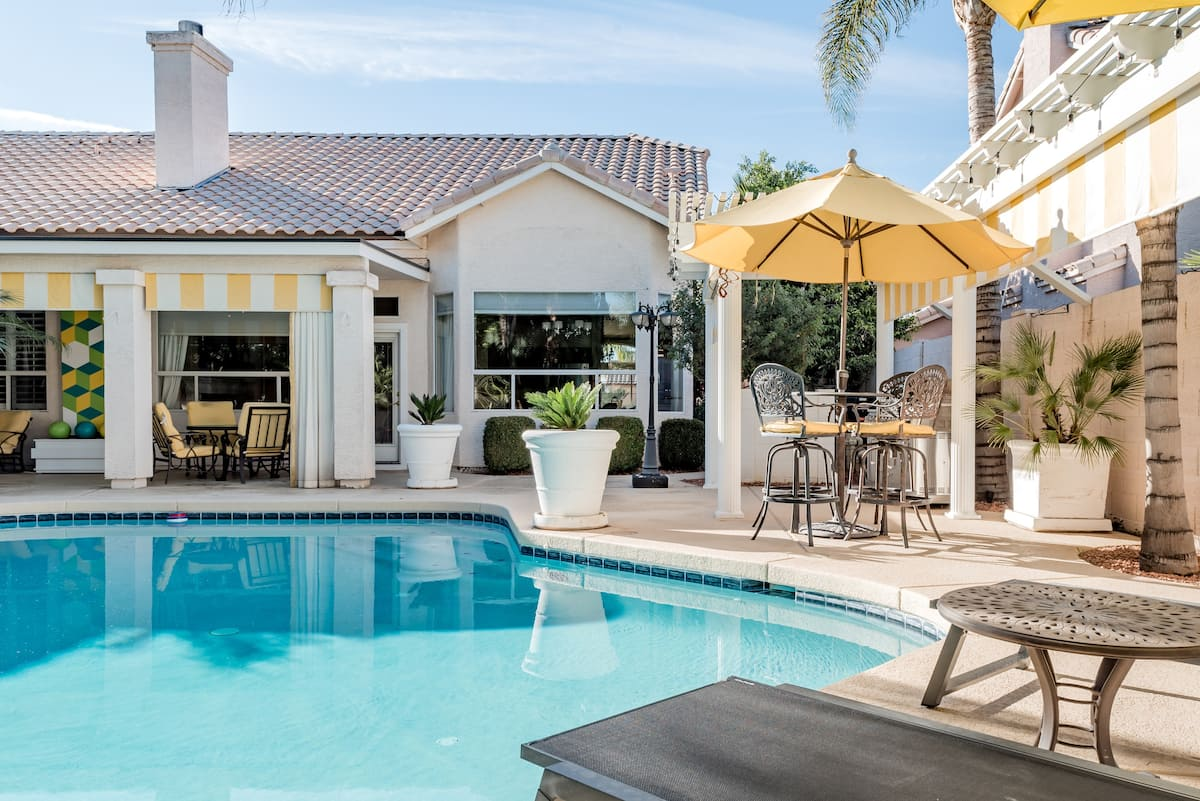 Rest and Recharge at a Luxurious Family-Focused Home