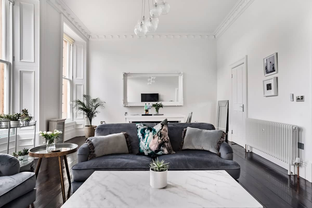 Pristine Period Townhouse in the Prestigious West End