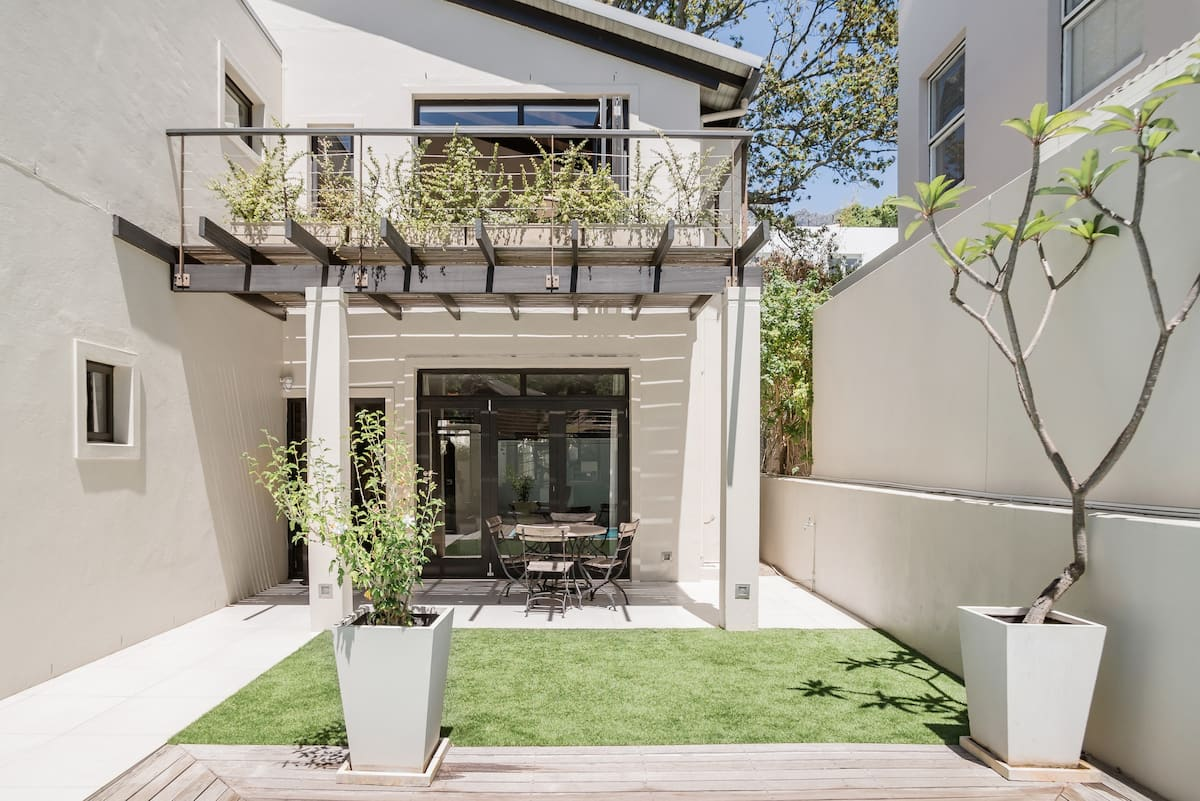 Roomy Designer Home with a Private Balcony