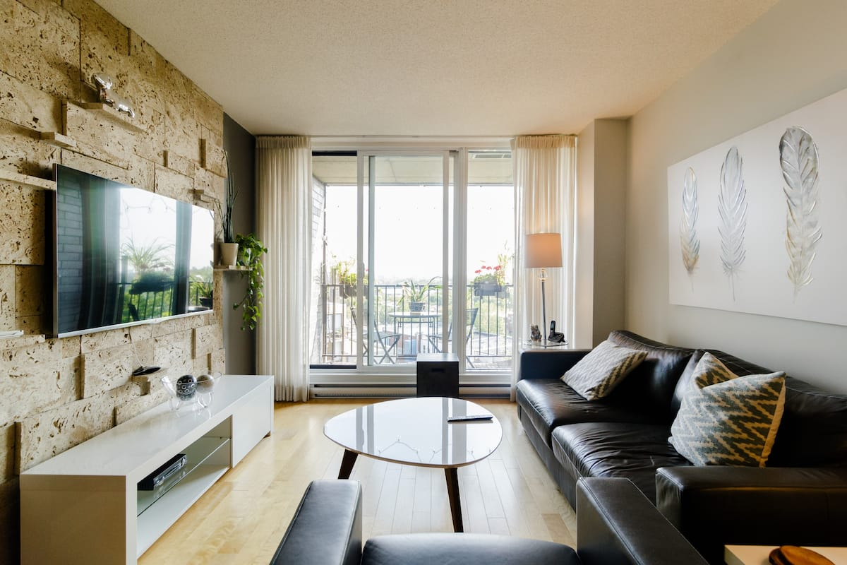 Penthouse Condo Close to Downtown Montreal