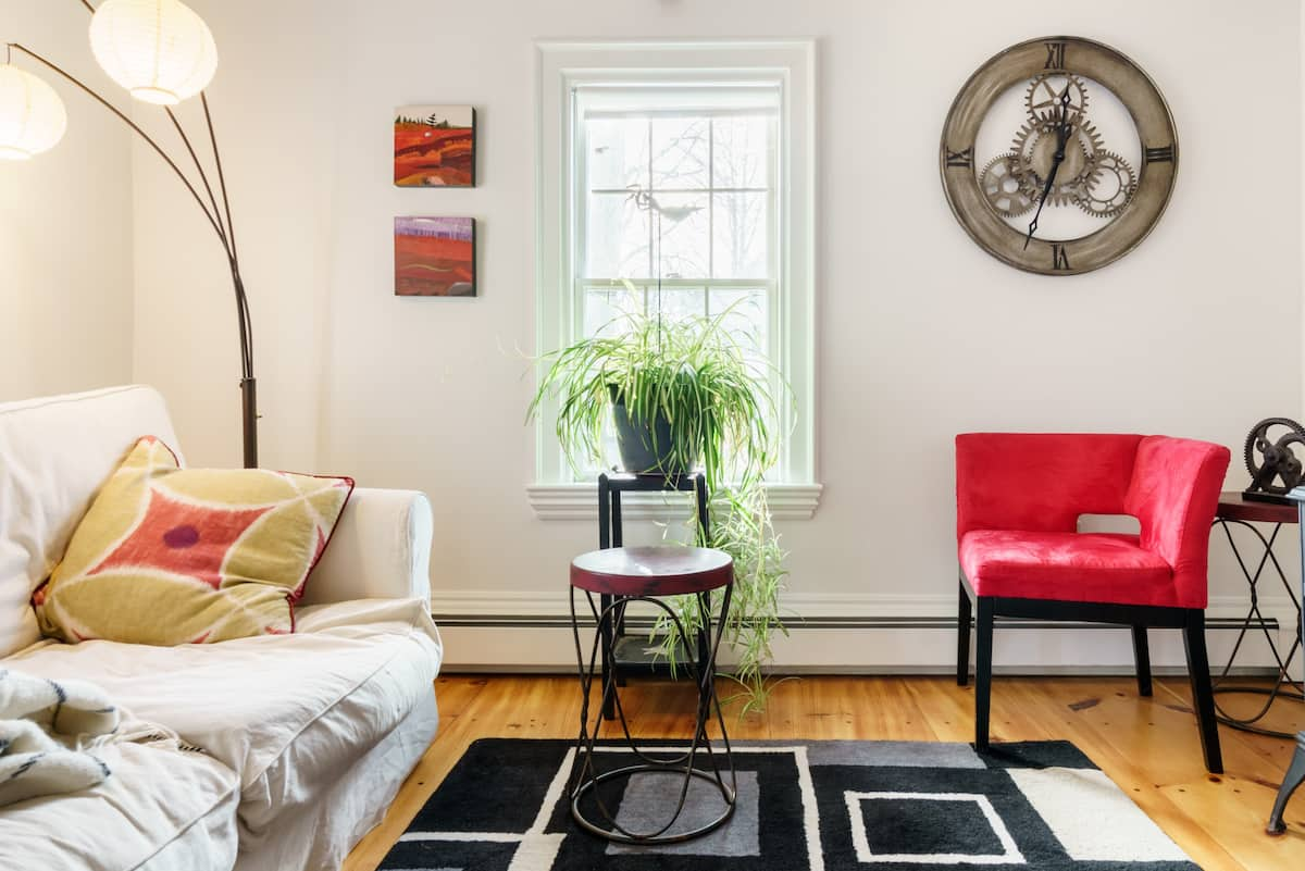 Historic Sun-Filled Gem in the Heart of New England Village