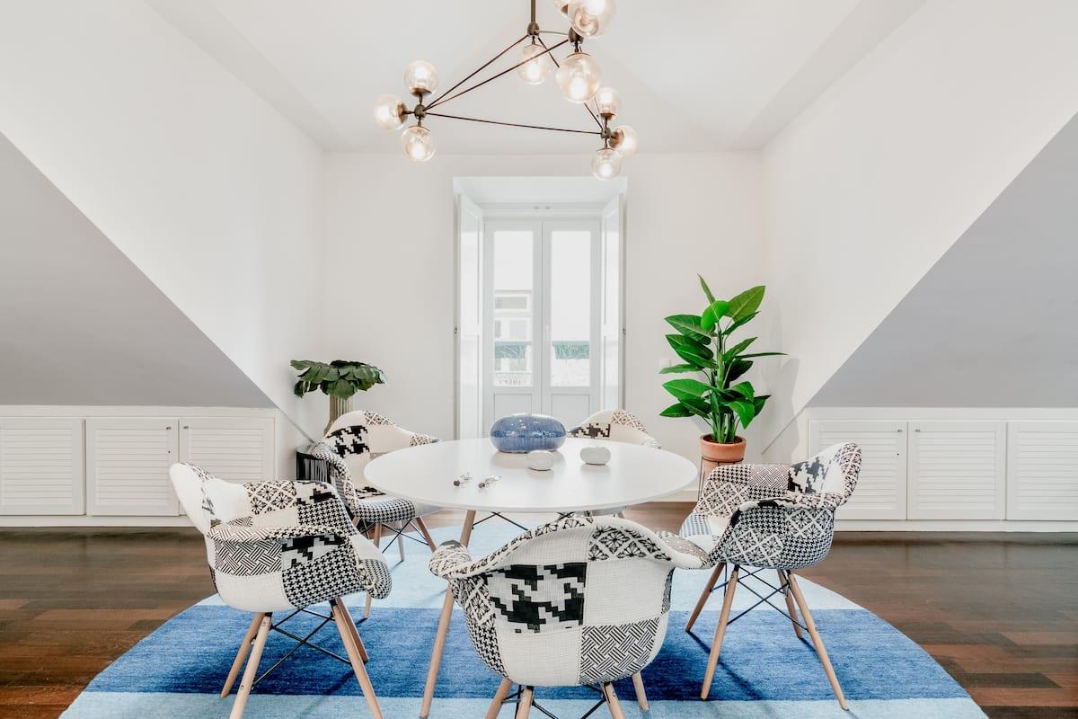 Explore Vibrant Lisbon from a Designer Loft