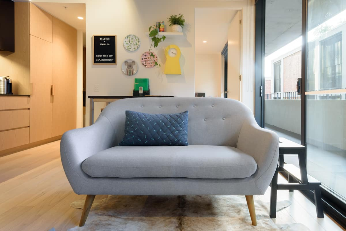Boutique Apartment in Vibrant Fitzroy