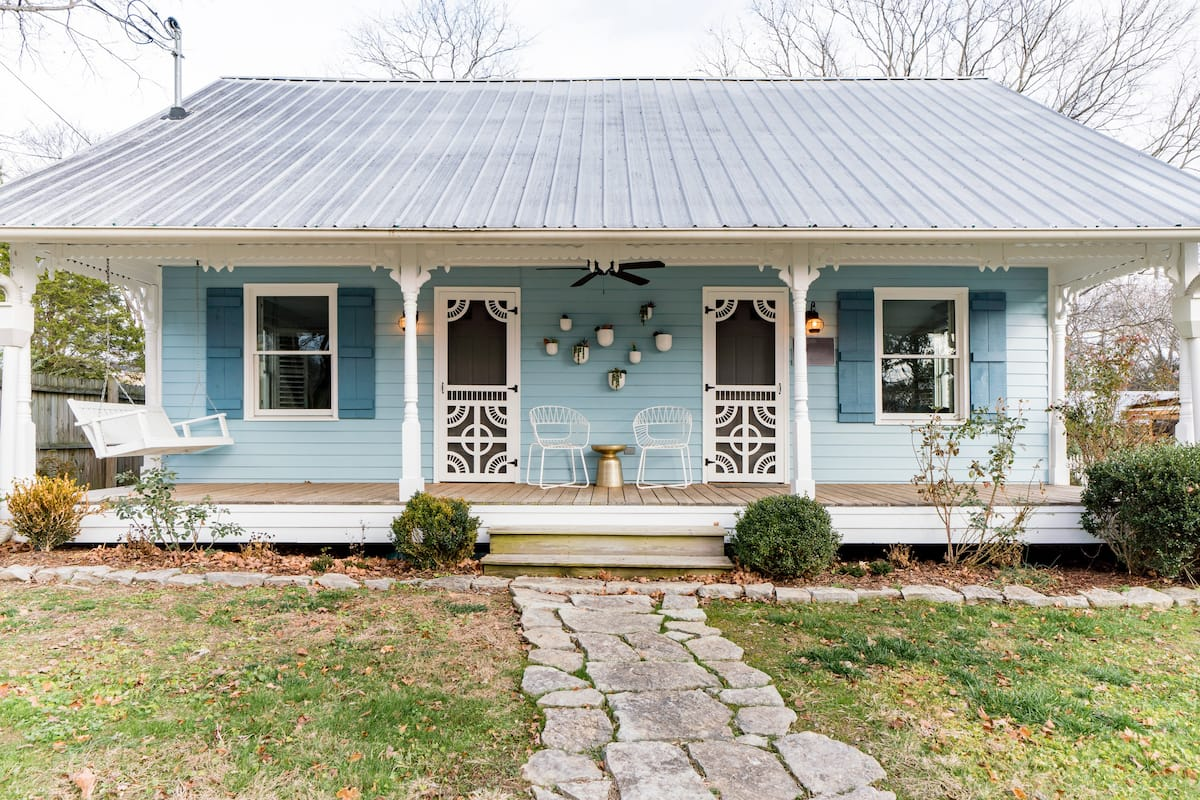 Spacious Enchanting Cottage in the Heart of Leiper's Fork