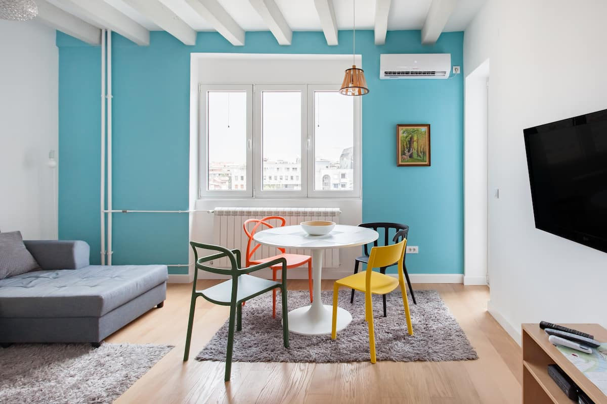 Stylish Getaway in a Historical Part of Belgrade