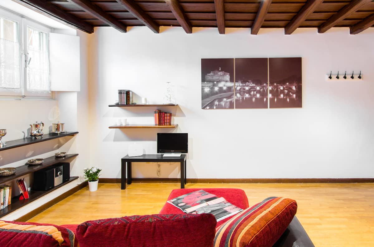 Trastevere Apartment-Mantellate home