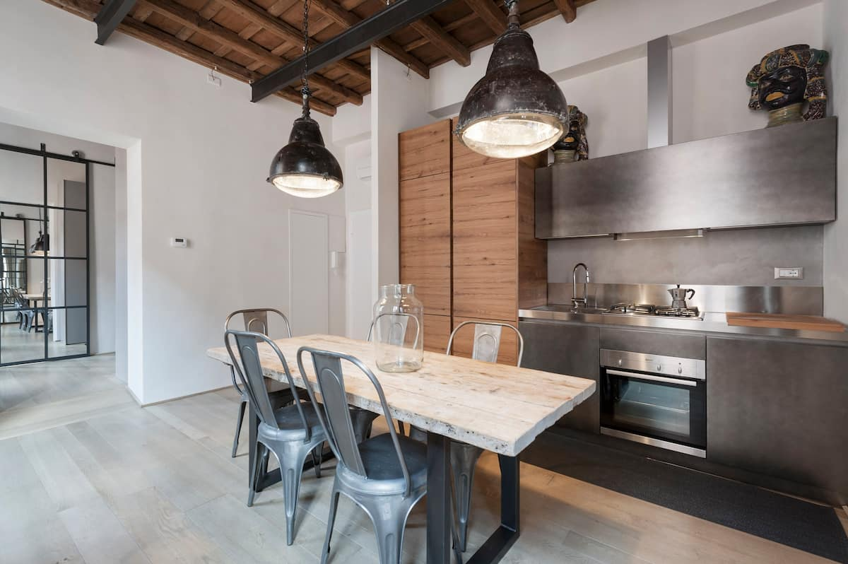 Beyond-Fabulous Apartment for Design Lovers in Campo Marzio