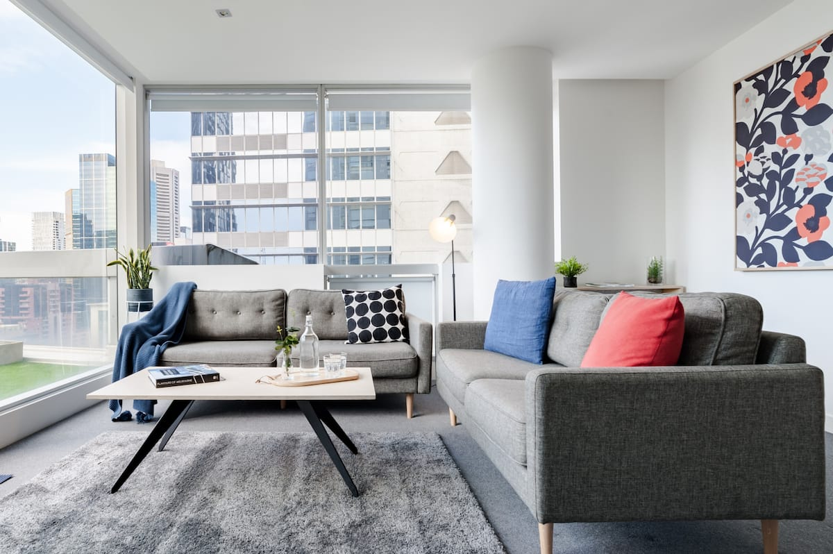 QV Building Heart of CBD! 2BR, free WiFi, Netflix