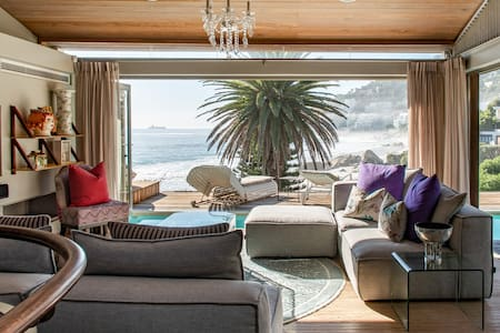 The Most Exquisite Home on Clifton Beach