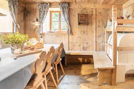 Historisches Haus Chalet Hafling Leckplått – nahe der Stadt Meran