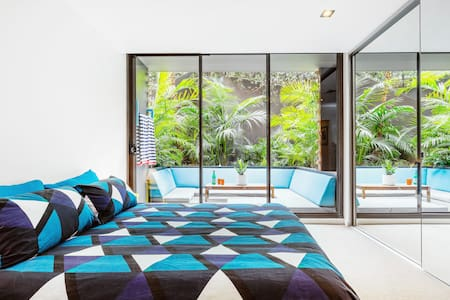 Peaceful Room on Sydney's Best Beach