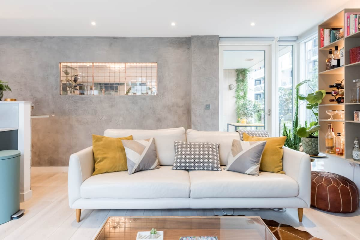 Quirky Modern Flat near Canal in Trendy Area of London