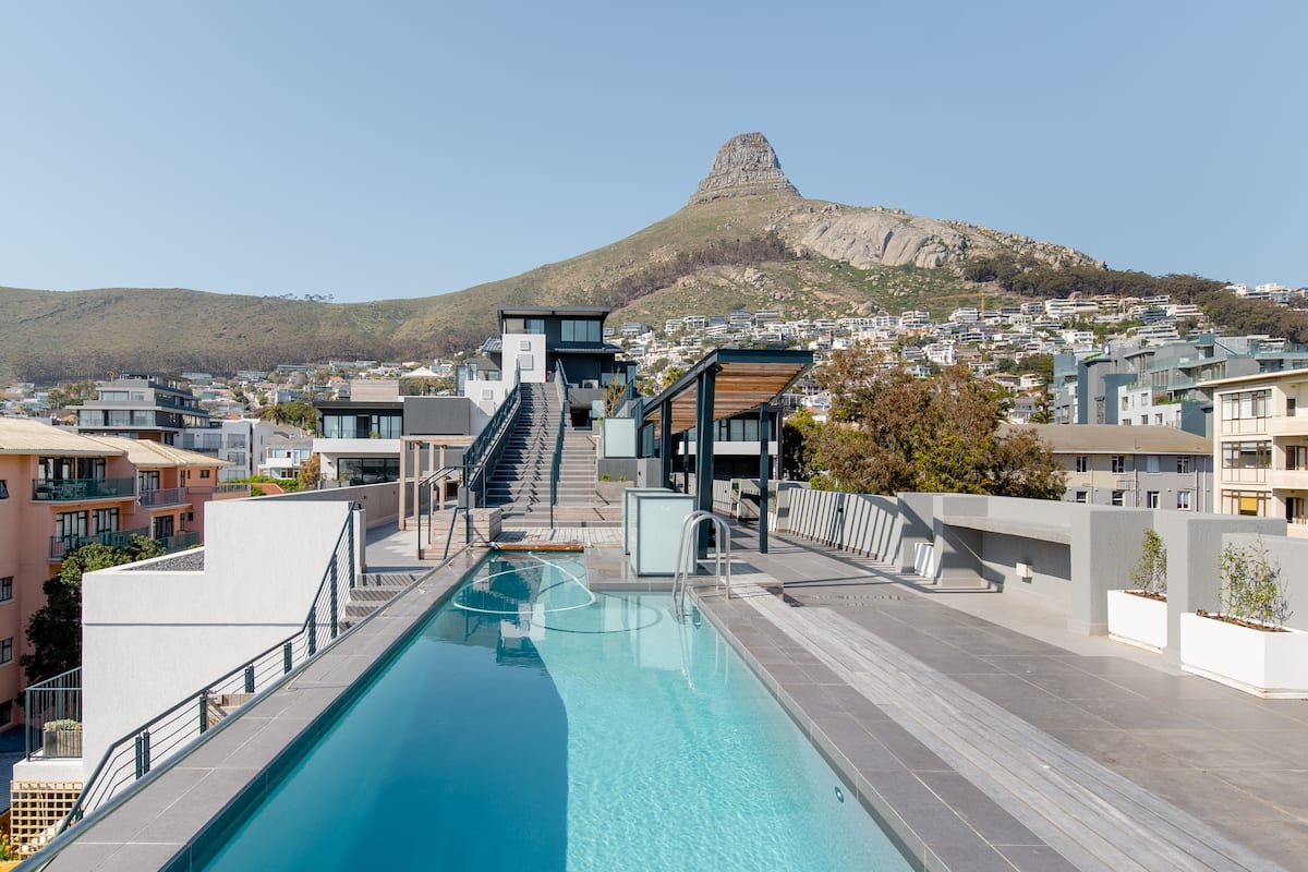 Sun-Kissed Duplex in the Heart of Sea Point