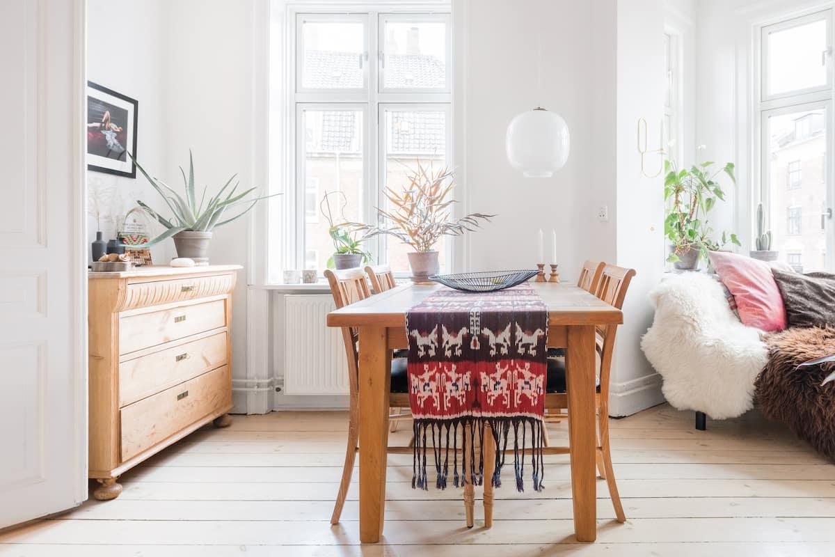 Updated Urban Boho-Chic Apartment
