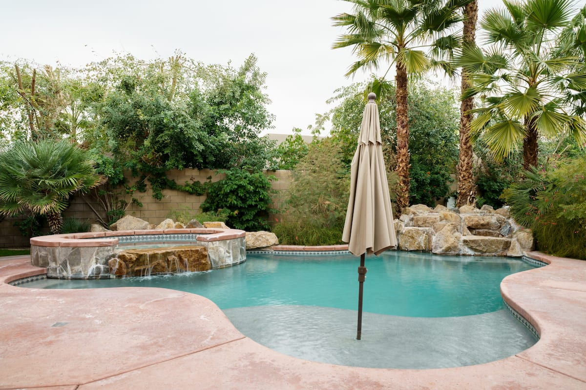 Private Desert Oasis in the Exclusive Community of Montage