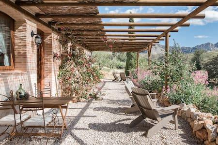 Rust en ruimte in de Spaanse natuur