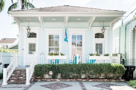 Ride the St Charles Streetcar from an Enchanting Home