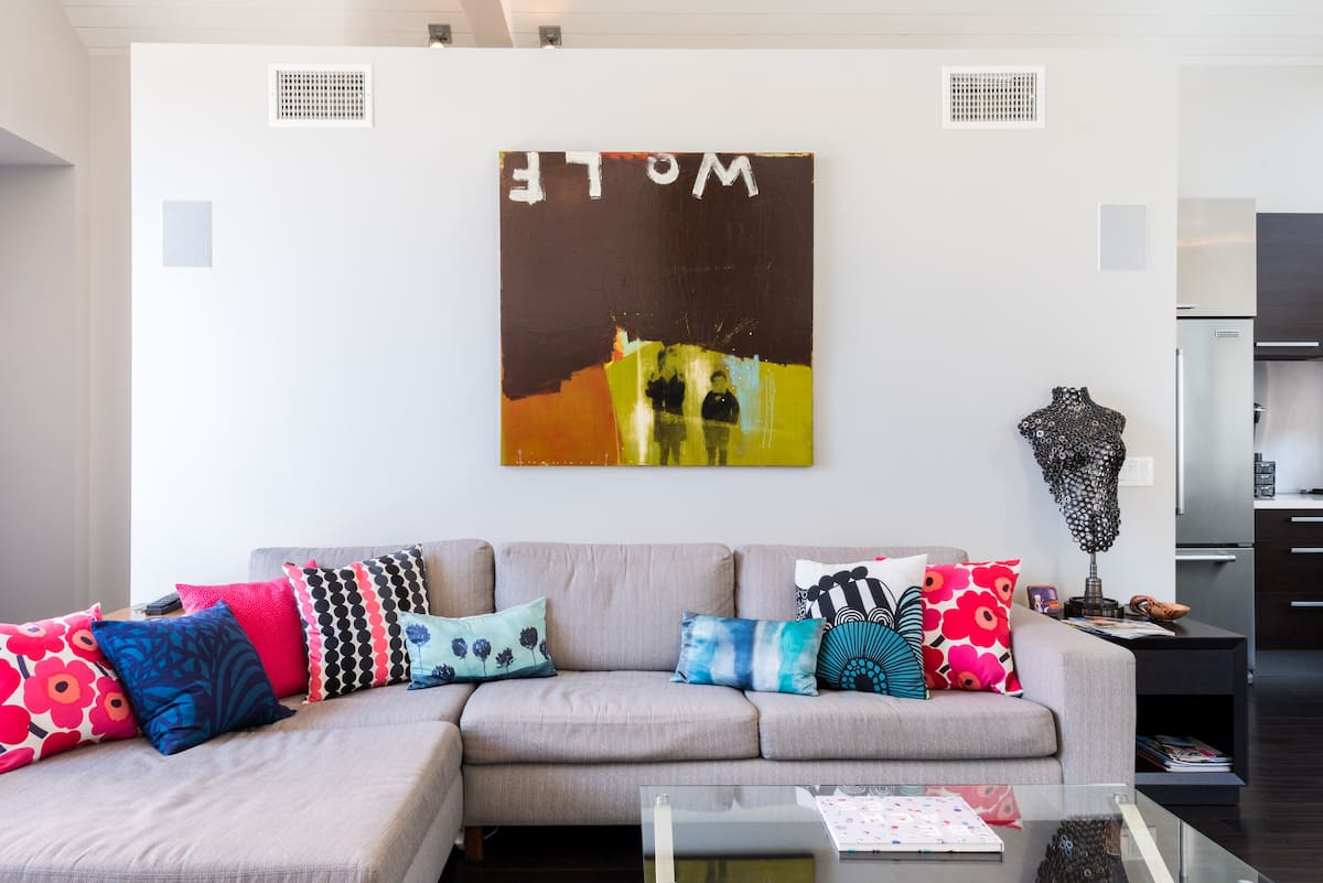 Stunning Three Bedroom Santa Monica Beach Home