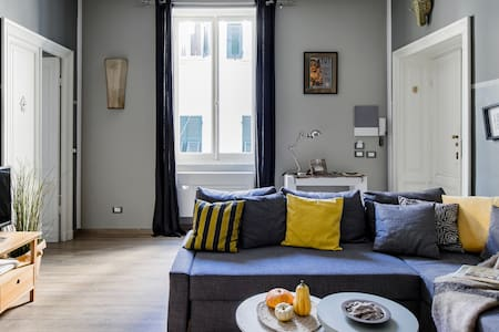 Cocoon, Atypical flat in the historic center of Sarzana