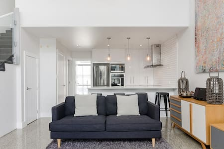 Luxury Mt Eden Apartment