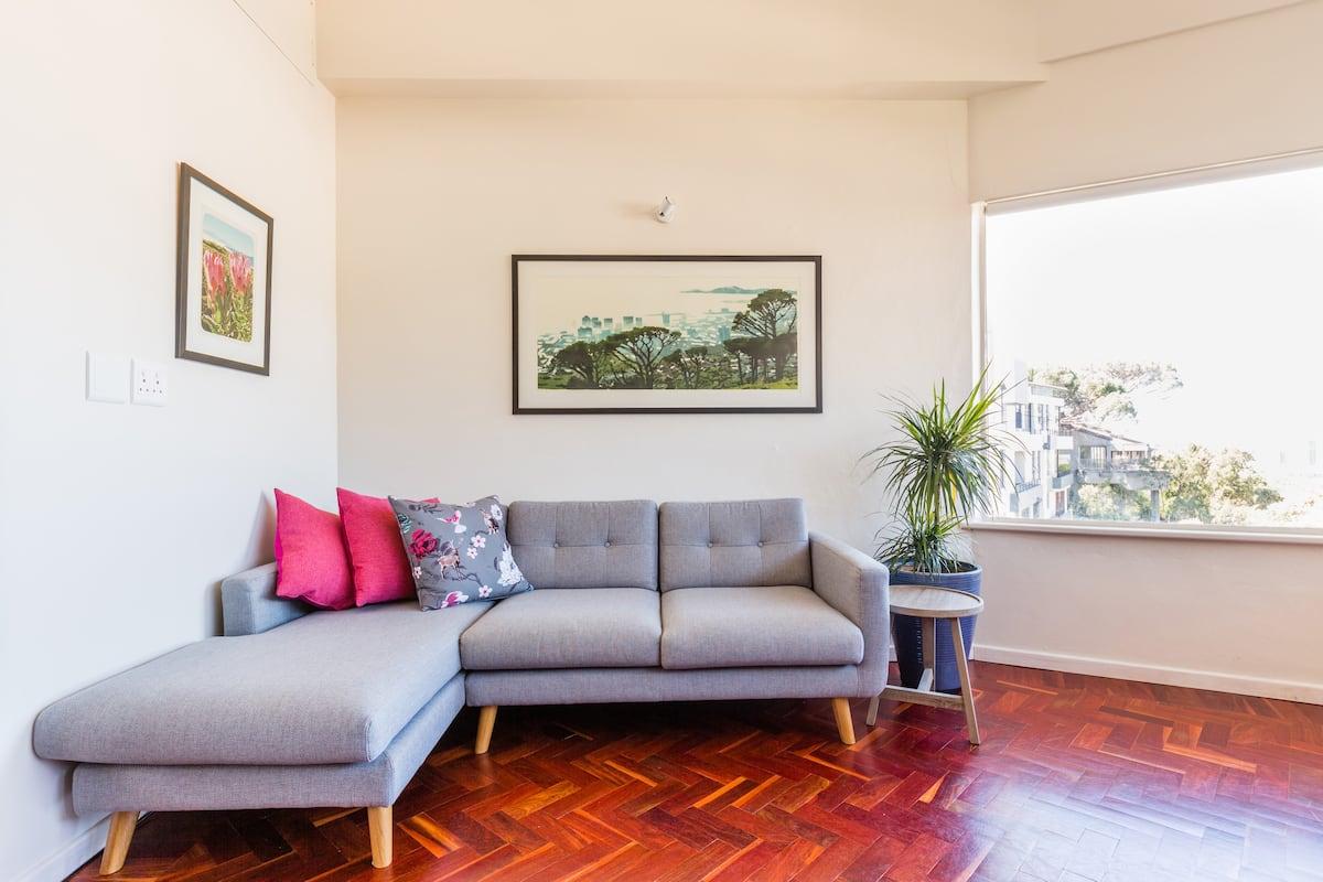Contemporary Mountainside Studio Apartment