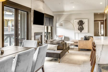 Squaw Valley Luxury Condo