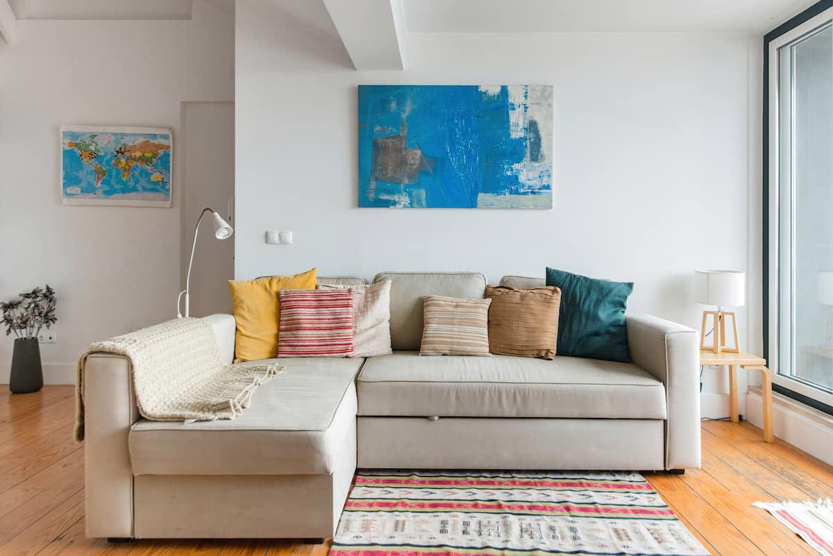 Discover the History of Lisbon from a Príncipe Real Home