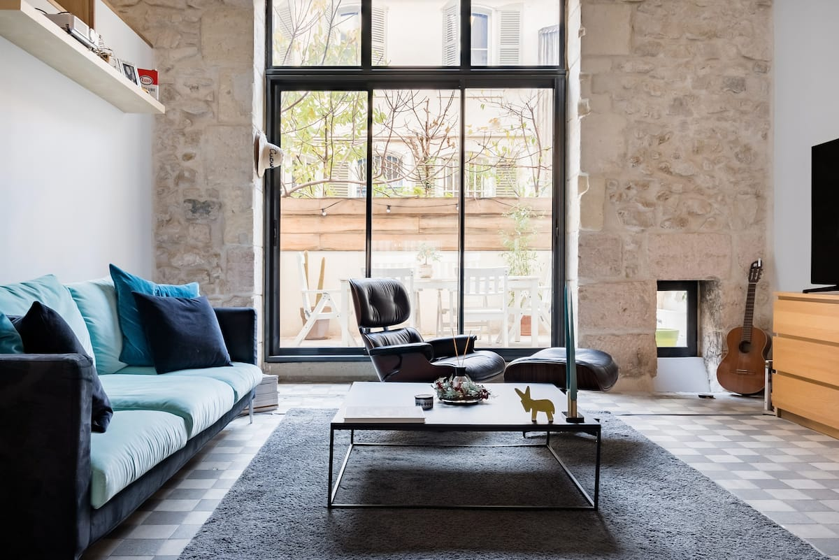 Magnifique loft avec terrasse